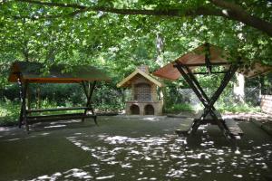 Grillplatz Leipzig - Bootsverleih am Wildpark