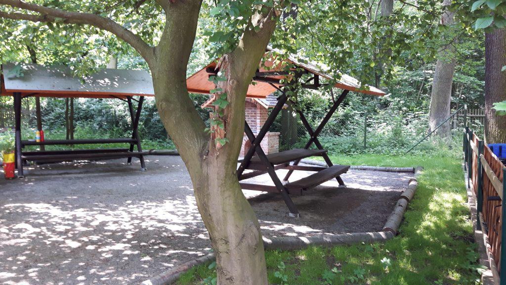 Grillplatz mieten Leipzig - Grillplatz Leipzig Bild 2