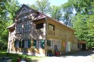 Bootsverleih am Wildpark Haupthaus