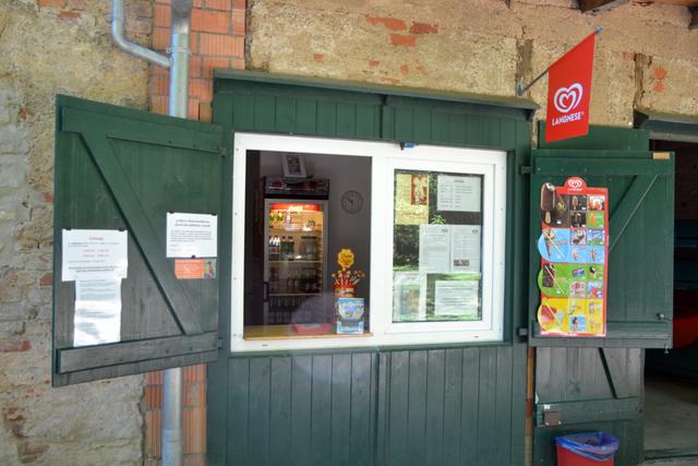 Bootsverleih am Wildpark Kiosk