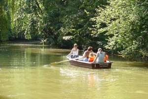 Bootsverleih am Wildpark Boote 2